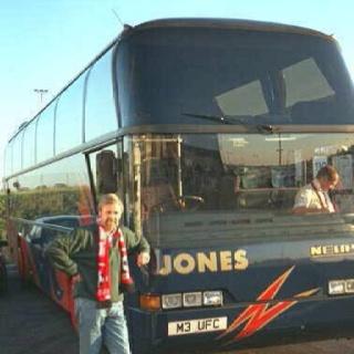 MUFC Bus