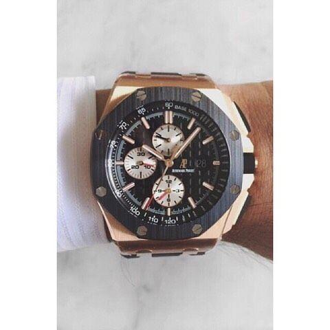 OFFSHORE 44 || AUDEMARS PIGUET   #Rolex #AP #Patek #luxury #timepiece #watches #swissmade #watchmaking #follow #like #fun #happy #iphoneonly #instagood #goodlife #wristwatch #lange #me #awsome #amazing #gentleman #love #gold #suit #tourbillon #platinum #watchesofinstagram #lovewatches #hublot #chronograph by x_gpa