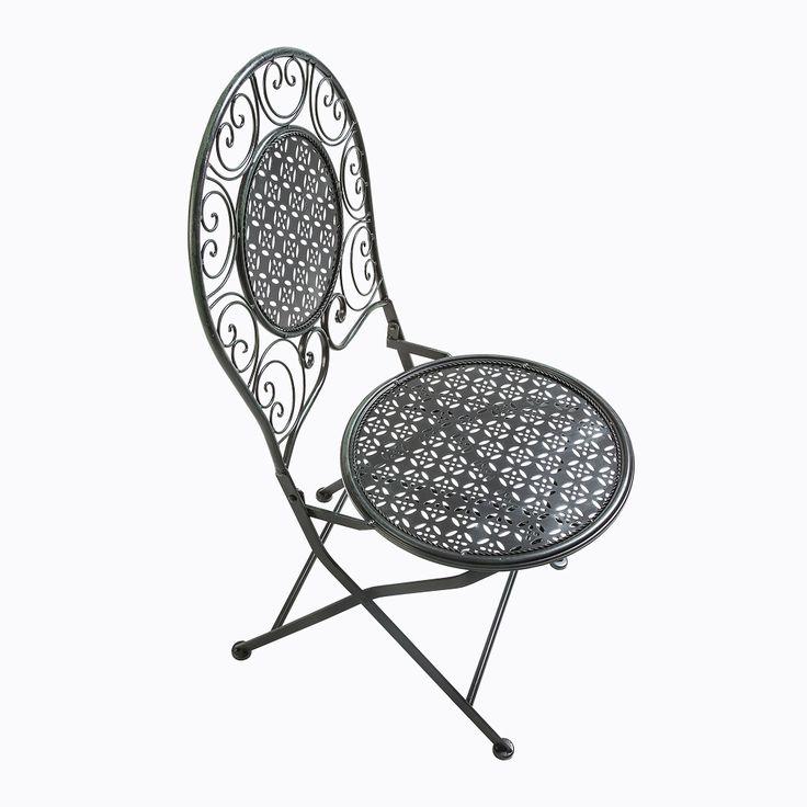 Складные стулья «Монсо» станут достойным украшением не только городской квартиры, но и престижного загородного дома или дачи. Металлическое кружево произведёт неизгладимое впечатление на гостей и останется неизменным, позволяя хозяину  гордиться обладанием такой мебели.  #мебель, #садоваямебель, #стул, #металлическаямебель, #furniture, #chair, #objectmechty