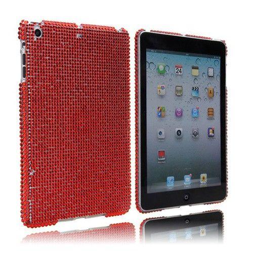 Diamond Drops (Rød) iPad Mini Cover