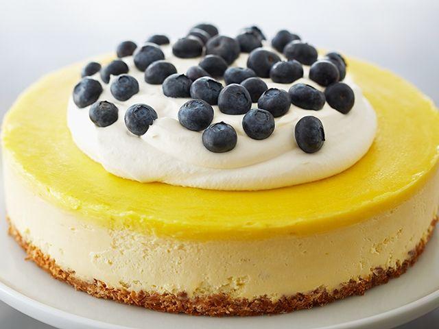 Receta Cheesecake de lima en casaclubtv.com
