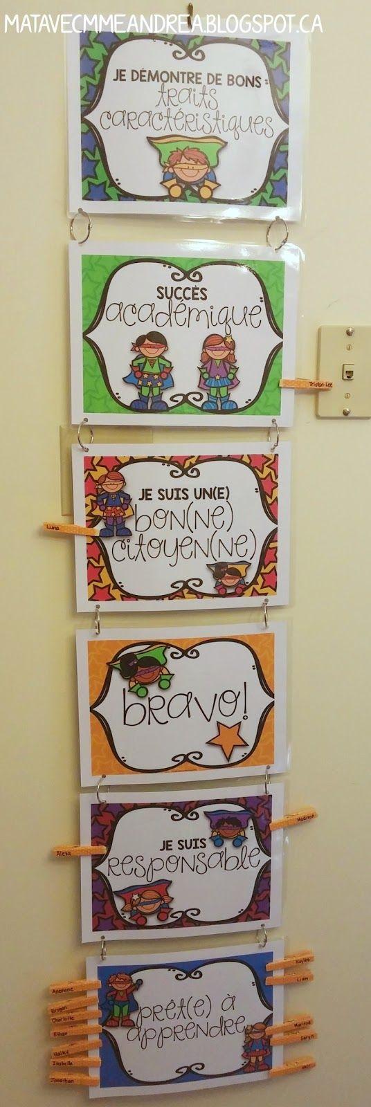 Comment utiliser les «billets de fierté » en maternelle