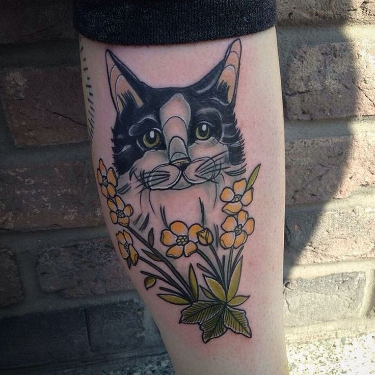 Cat Tattoos Every Cat Tattoo Design Placement And Style: 10 Best Ideas About Cute Cat Tattoo On Pinterest