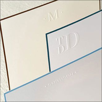 I want these... personalized stationary