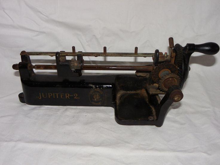 Guhl & Harbeck Jupiter 2 Bleistiftschärfmaschine, Bleistiftanspitzer, Anspitzer   eBay