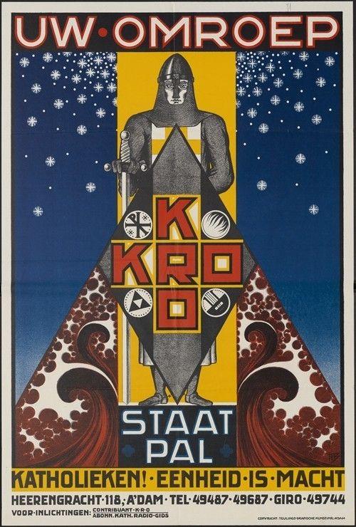 De Katholieke Radio Omroep (KRO) was een Nederlandse katholieke publieke omroeporganisatie met A-status, opgericht op 23 april 1925 door pastoor Lambertus Hendricus Perquin O.P. als Bond van R.-K. Radio Vereenigingen. In juni 1926 ontstond de huidige naam.
