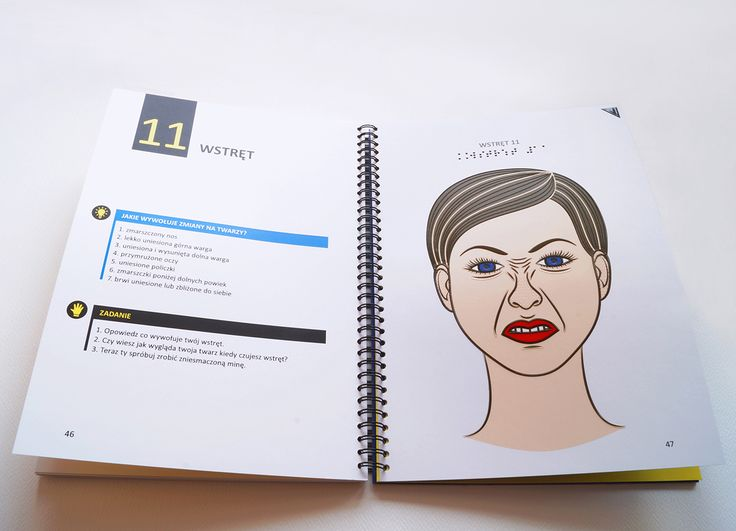 """""""Moja twarz"""" (""""My face"""") - the book with tactile illustrations and wooden jigsaw puzzle for the blind and visually impaired children. This is my graduation project (master's degree)."""