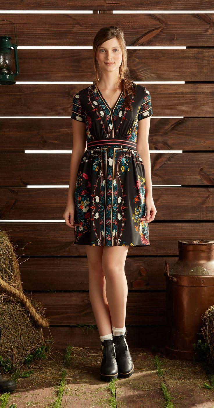 Só na Antix Store você encontra Vestido Come Cenoura com exclusividade na internet