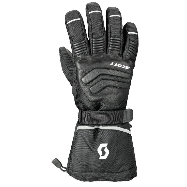 Scott AC PREMIUM GTX Gloves (BLK) www.importationsthibault.com