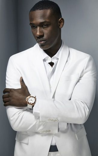 85 Best Images About Men S All White Outfit On Pinterest