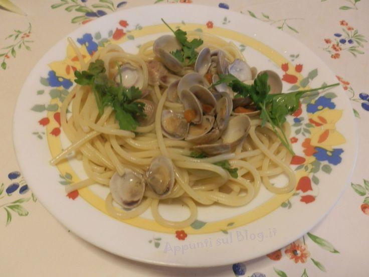 Appunti sul Blog: Pasta Leonessa, contest con spaghettoni alle vongo...