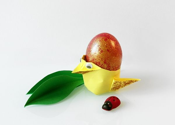 Easter Eggs & Crafts on Behance