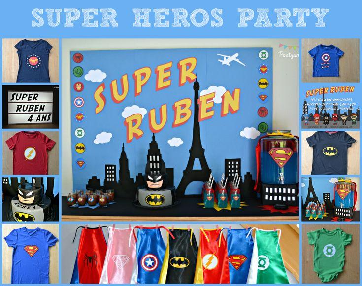 Mon mini-moi, grand fan de superman, batman et spiderman m'a demandé d'organiser son anniversaire super héros et un gâteau batman. C'était l'occasion rêvéepour me lancer dans la couture avec la confection de capes de super héros 🙂 Comme pour l'anniversaire ninjago, le mot a été «point trop n'en faut» parce …