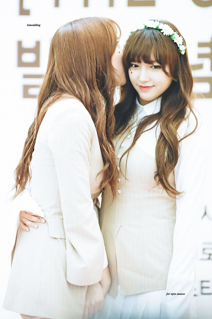 WJSN - Eunseo + Cheng Xiao