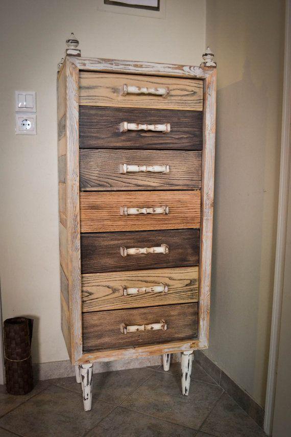 Vintage drawer(SAVE A TREE LINE)
