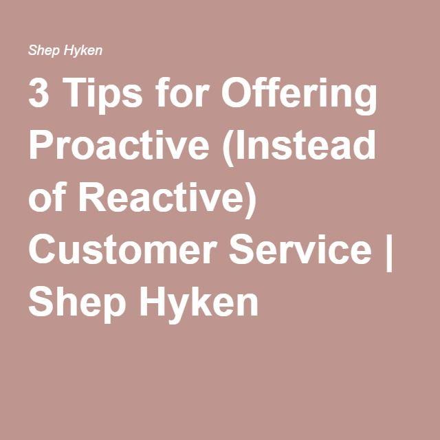 customer service in 3 words