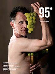 On vous dévoile enfin la couverture du mag 4 95° avec Charles Berling !
