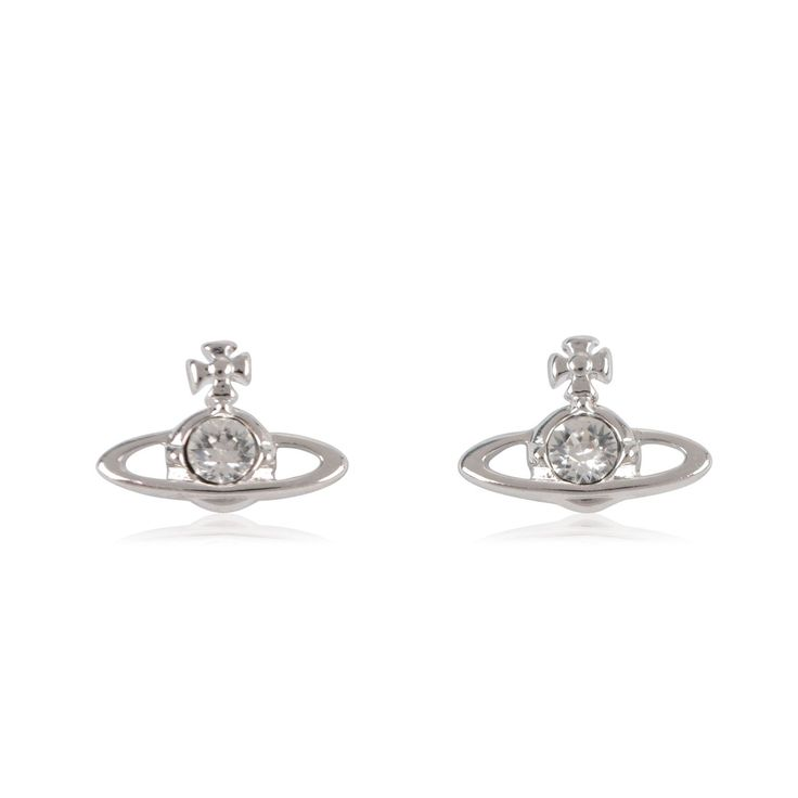 Vivienne Westwood Jewellery | Solitaire Earrings