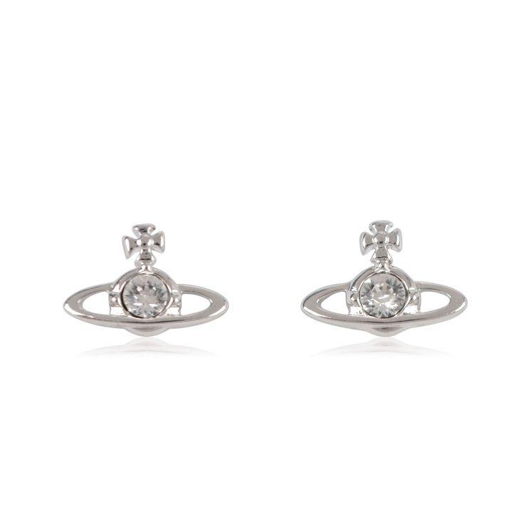 Vivienne Westwood Jewellery | Solitaire Earrings