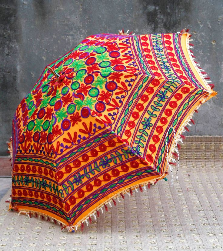 Rajasthani Umbrella