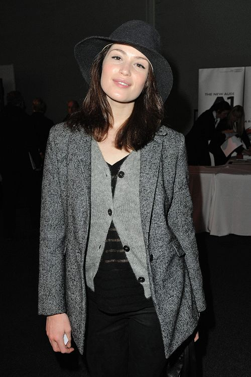 Gemma Arterton attends the AUDI A1 launch at Battersea Power station on November 13, 2010 in London, England