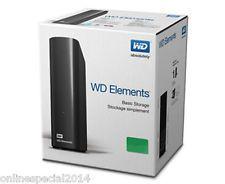 """WD element 5TB USB 3.0 3.5"""" PORTABLE External HDD USB 5000GB 3yr warranty USB3"""