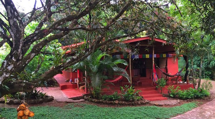 Costa Rica Organic Farm for sale by owner. 100 acres + 8-10 lots, 2 houses, large workshop. Medicinal plants, honey, fruits, vegetables. #permaculture. Huge potential. Click foto for details.