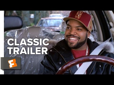 Are We There Yet 2005 Official Trailer 1 Ice Cube Movie