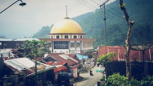 Baitul Qiblat Mosque - Desa Kalibening. Photo: Raninda