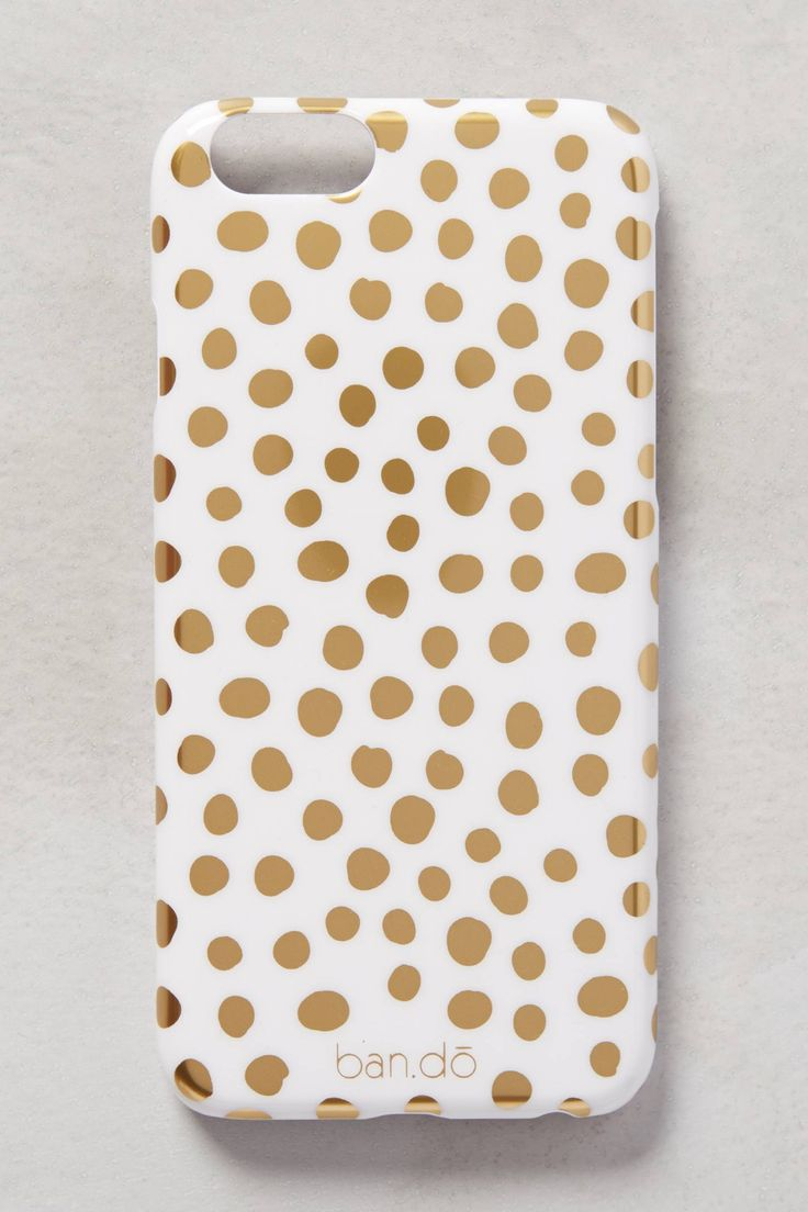 Foil Dot iPhone Case