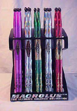 wrapped drum sticks