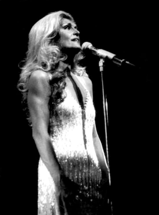 Dalida sur scène