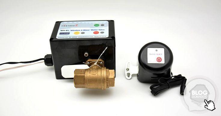 Pilotez vos vannes d'arrivée d'eau ou de gaz en Z-Wave - http://blog.domadoo.fr/2015/08/26/pilotez-vos-vannes-darrivee-deau-de-gaz-z-wave/