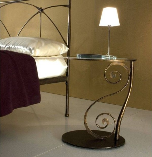 hot wrought iron bedroom furniture