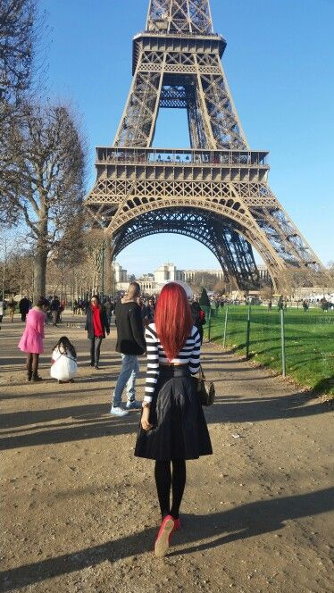 Come with me to La Tour Efel....❤
