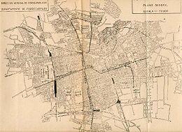Historia y desarrollo del Metro de Santiago - Wikipedia, la enciclopedia libre