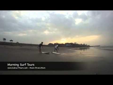 Morning Bali surf Tours