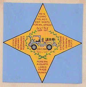 Secção de Condutores da Companhia de Caçadores 2616 ( Batalhão de Caçadores 2892 ) Guiné 1969/1971