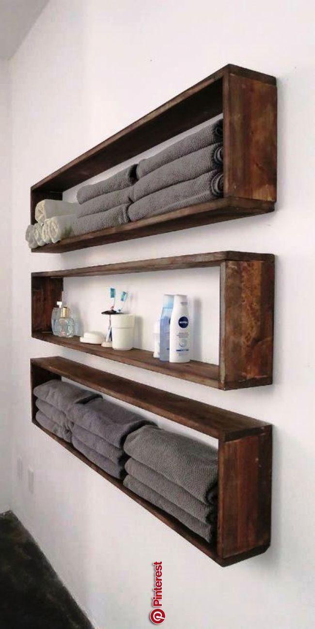 47 Ideen Von Regalen Fur Das Haus Die Sie Selbst Machen Konnen Die Regale Re Das Di Haus Zubehor Regal Badezimmer Renovieren
