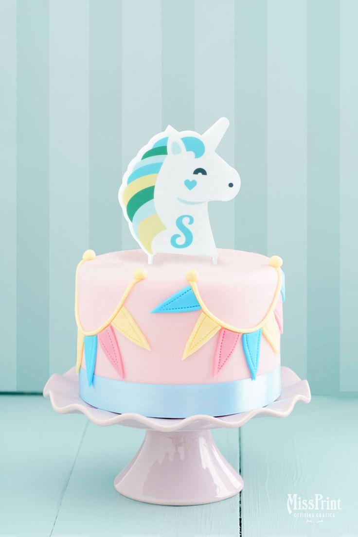 topper cake – MissPrint Officina Grafica