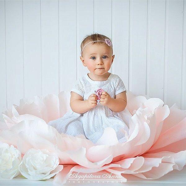 Сегодня будет детский день... #большиебумажныецветы #бумажныецветы #огромныецветы #paperflowers #paperflowersdecor #люлькацветок #идеядляфотосессий