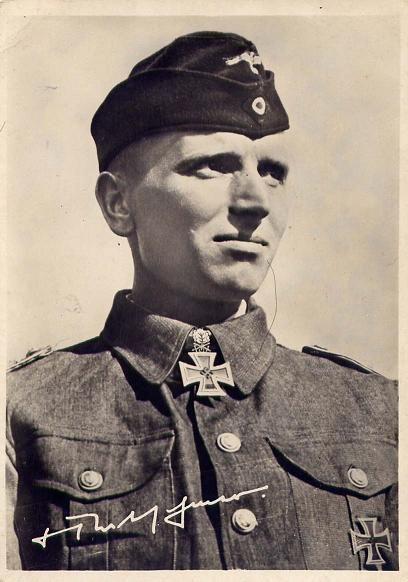 Otto Kretschmer -- Foto: Gordon Williamson