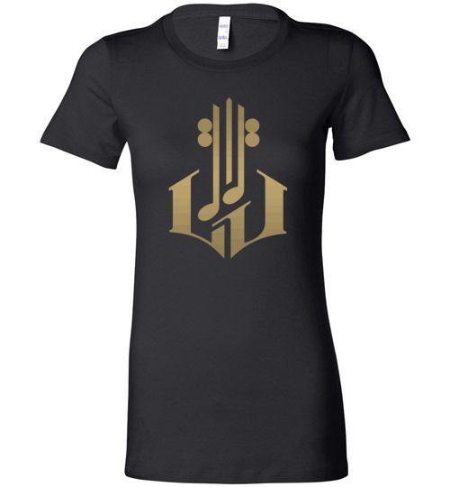 awesome Louis Vuitton Logo Women Shirt