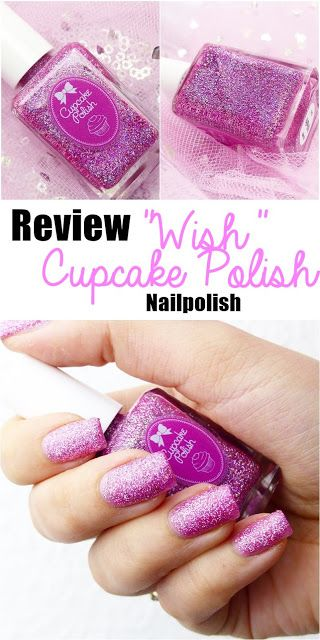 sophias.kleine.welt: Review | Wish - Cupcake Polish (Nailpolish)