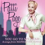 Sings You Go to My Head & Songs from Manhattan Tower [CD]