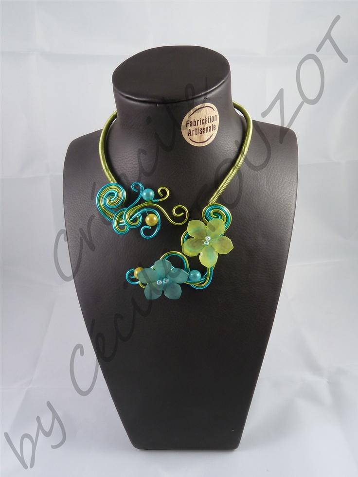 52 best images about collier en aluminium on pinterest olivia d 39 abo sh - Vasque bleu turquoise ...