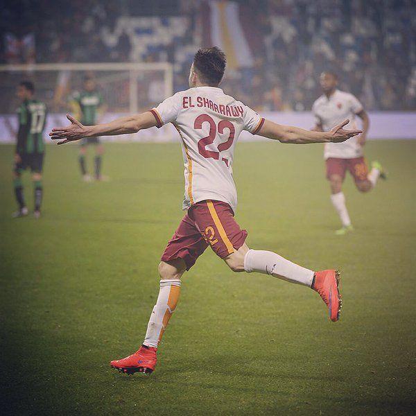 Stephan El Shaarawy - AS Roma