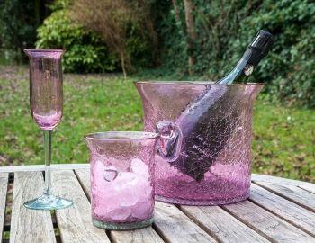 Seaux à champagne et à glace