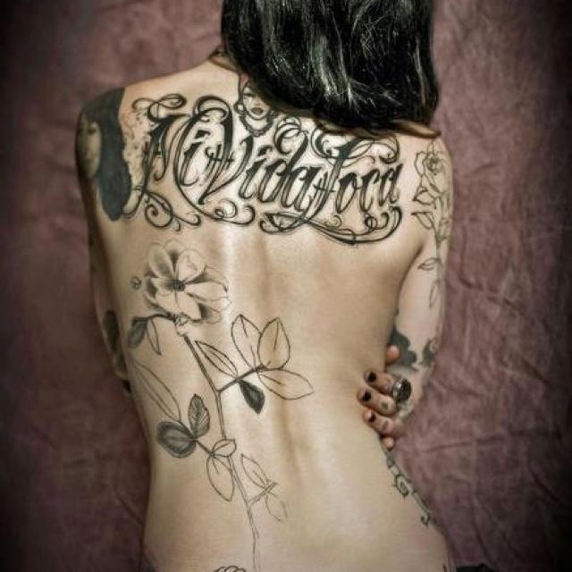 kat von d tattoo models pin up 39 s pinterest kat von tattoo and body art. Black Bedroom Furniture Sets. Home Design Ideas