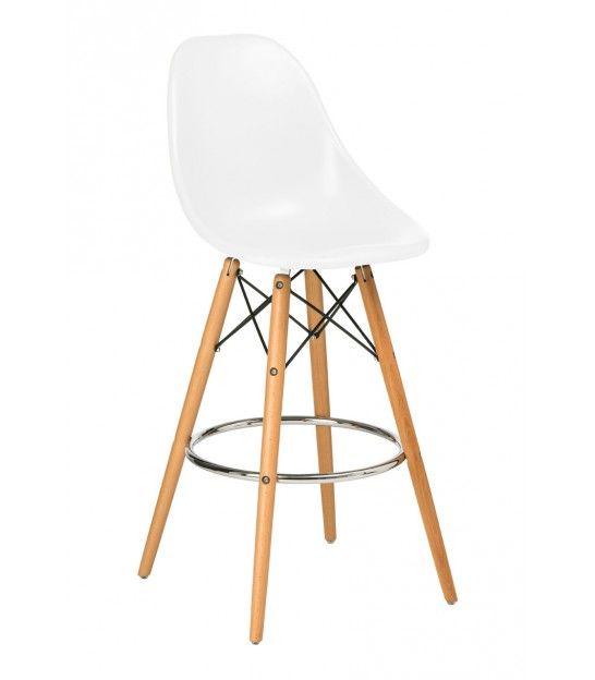 17 best ideas about chaise pied bois on pinterest | pied de table ... - Chaise Blanche Pied En Bois